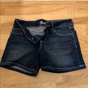 Wrangler Jean Shorts